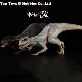 In stock New Movie Series 1/35 Scale Bereserker REX I-Rex 1/35 Scale PVC Dinosaur Dinosaur Animal Figure Model Figure with box