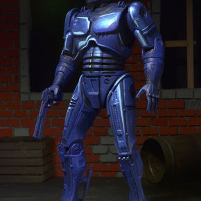 The 7 inch NECA Robocop Robocop 1989 video game version of Robocop Murphy limited edition collection Action Figure