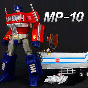 Transformers TAKARA toy Masterpiece MP-10 Optimus Prime Action Japan Ver NO BOX