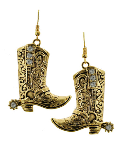 Two Stepping Earrings