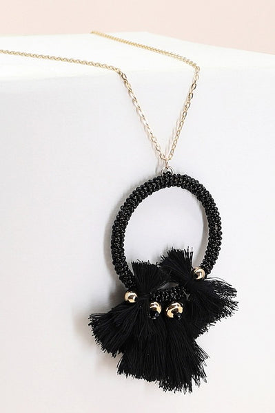 Black Greatness Necklace
