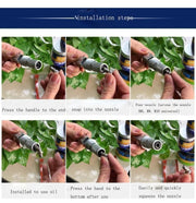 Hot Sale!!Lock Pliers High Pressure Grease Nipple