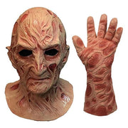 A Nightmare On Elm Street Super Deluxe Overhead Freddy Krueger Mask(NEW)