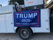 Trump 2020 Flags - 3 x 5 ft
