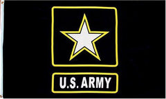 US Army Star Flag - 3 ft x 5 ft