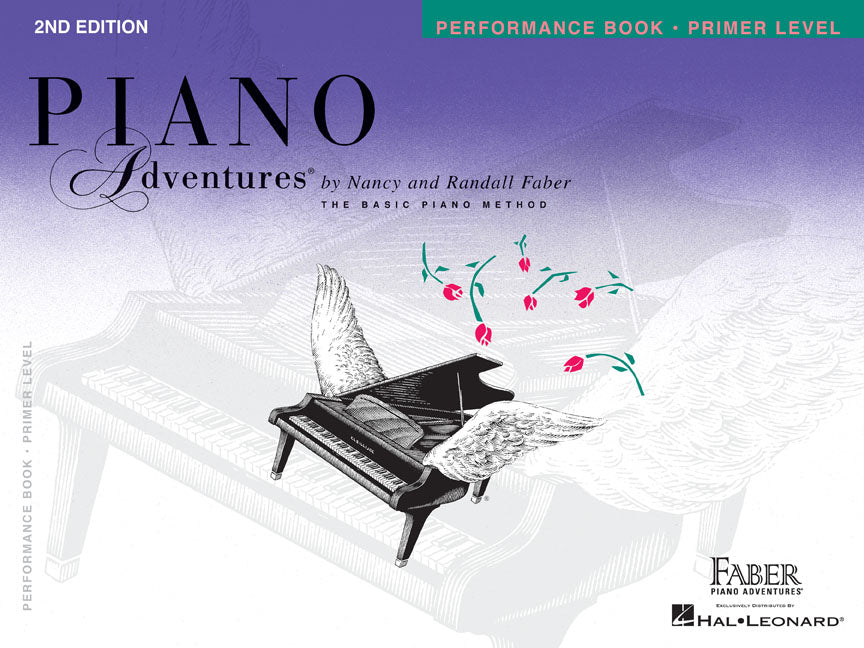 Faber Piano Adventures Performance Book Primer Level