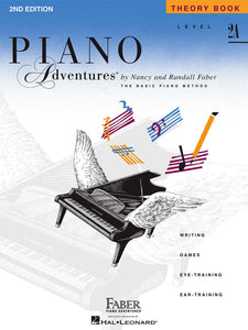 Faber Piano Adventures Theory Book Level 2A