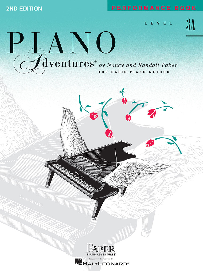 Faber Piano Adventures Performance Book Level 3A