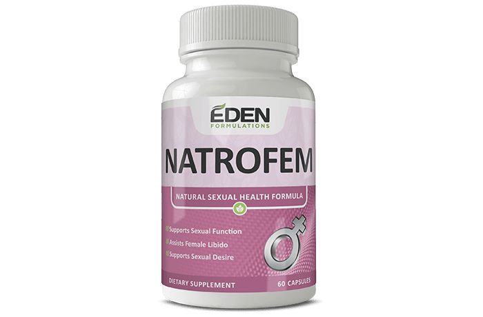 NATROFEM : 100% NATURAL SEXUAL SUPPORT FOR WOMEN