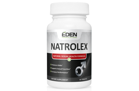 NATROLEX : INCREASE STAYING POWER & BOOST STAMINA 100% NATURALLY