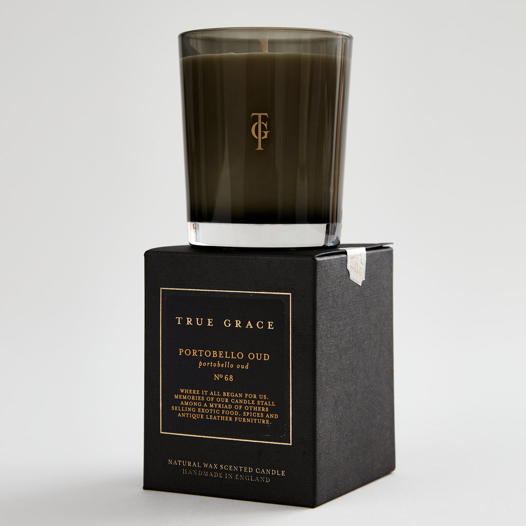 True grace scented candle classic manor portobello oud jpg