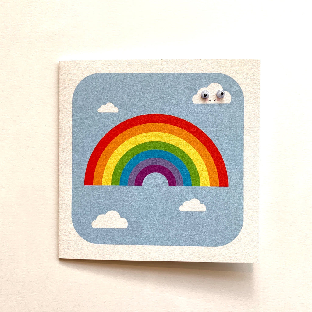 Googly Eye Rainbow Cloud Greeting Card.jpeg