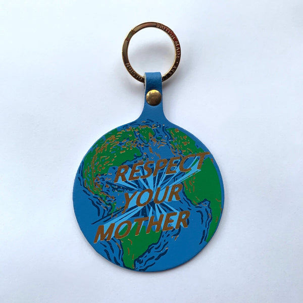 Ark Deep Blue Respect Your Mother Key-chain.jpg