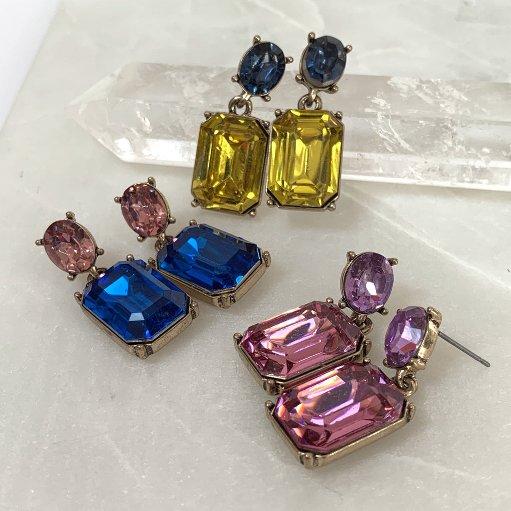 Blue jewel drop earring.jpg