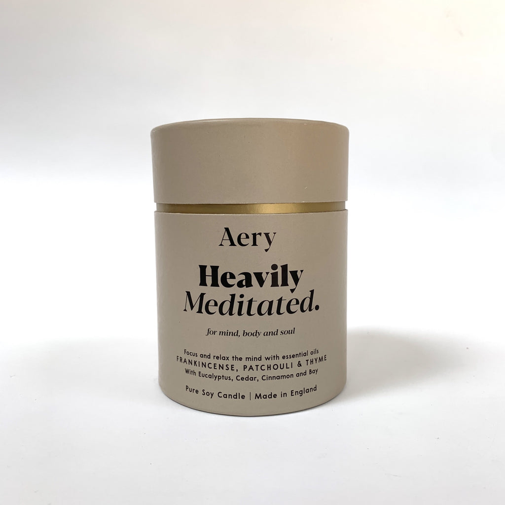 Aery heavily meditated scented candle.jpg
