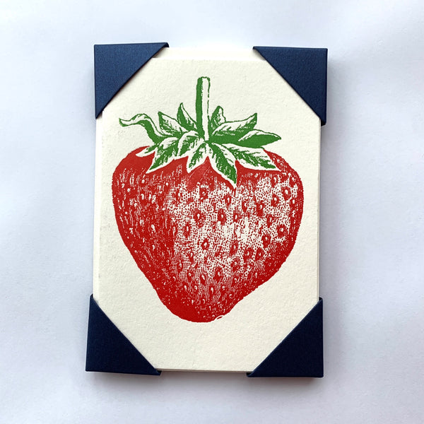 Strawberry Multi-pack Greeting Cards.jpg