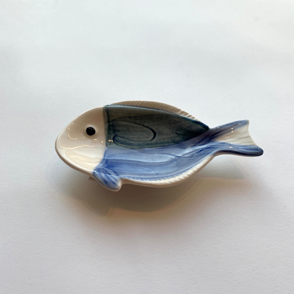 Tiny Ceramic Fish Dish .jpg
