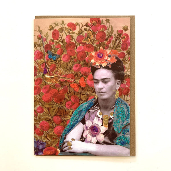 Frida glitter birthday card .jpg