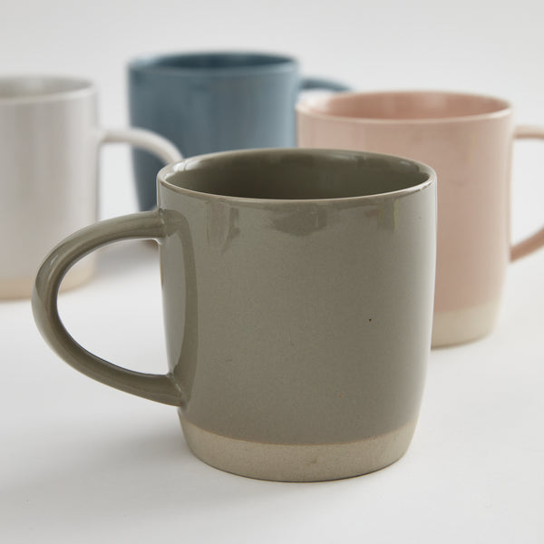 Stoneware cup mug soft glaze canvas home jpg