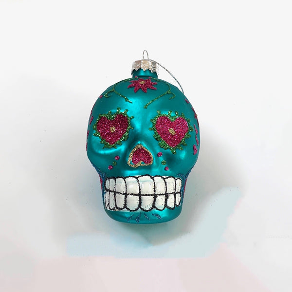 Candy Skull Christmas Tree Decorations .jpg