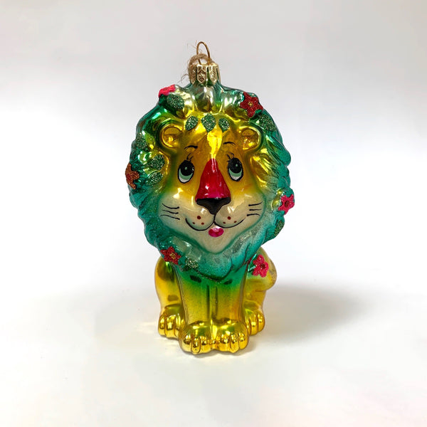Lion Christmas Tree Decoration .jpg