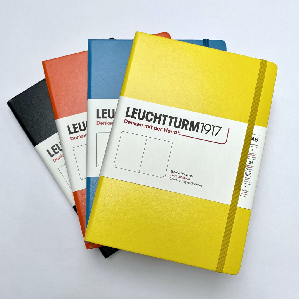 Leuchtturm 1917 Note Book Plain Paper.jpg