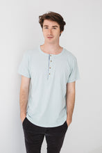 Load image into Gallery viewer, FRESH HENLEY - cottonjunkies