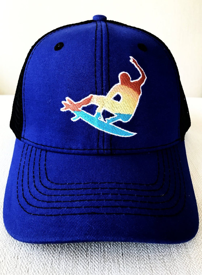 SURFER TRUCKER HAT - cottonjunkies