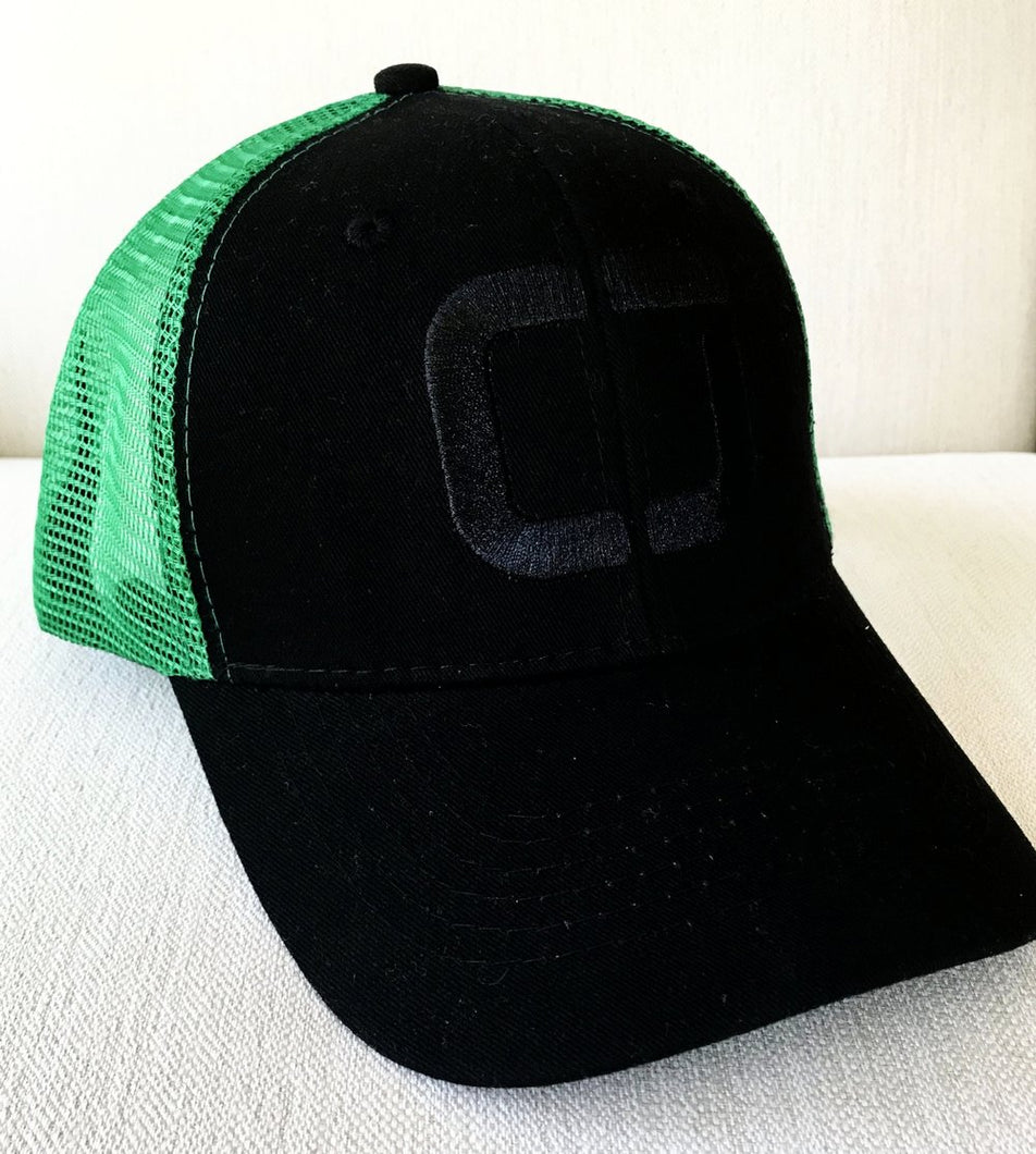 CJ TRUCKER HAT - cottonjunkies