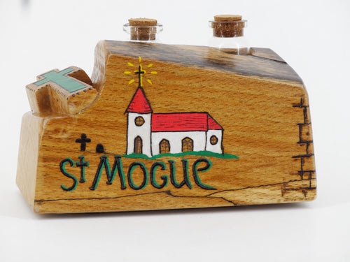 Saint Mogue's Clay Hand Made Craft Gift