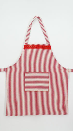 Hand Made Fabric Apron