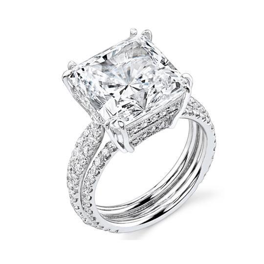 All RD Engagement Collection Rings