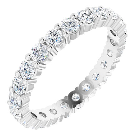 Classic Diamond Eternity Band in 14K