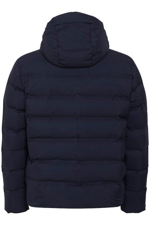 Casual Friday navy Puffer jacket