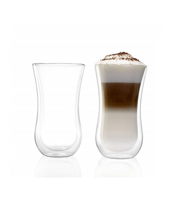 Large Double Walled Thermal Glass Set - Craft Beans