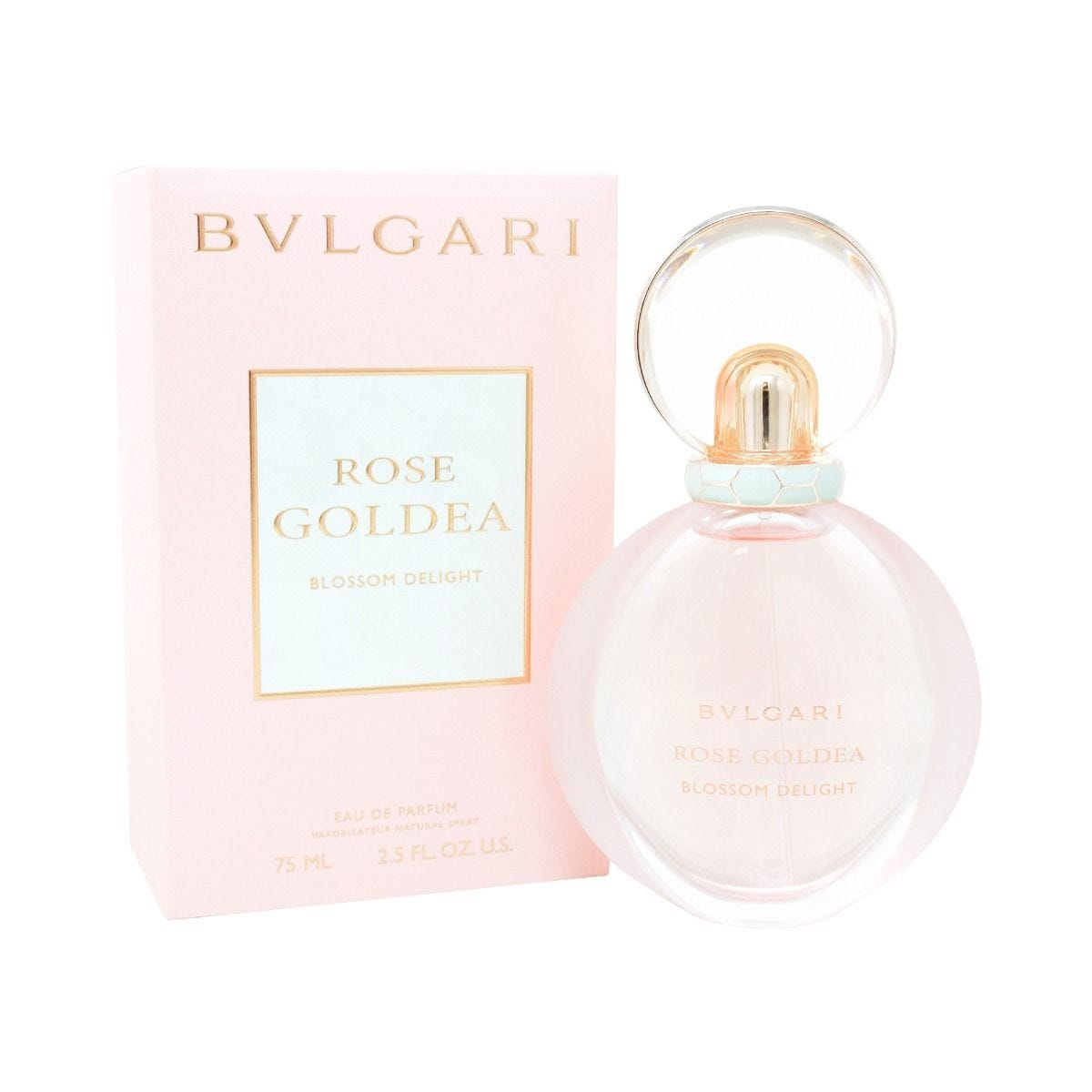 BVLGARI  -  ROSE GOLDEA BLOSSOM DELIGHT