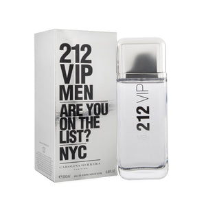 CAROLINA HERRERA  -  212 VIP MEN