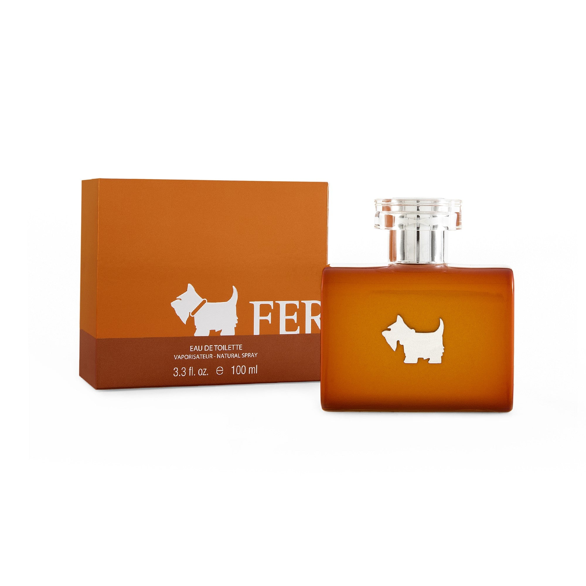 FERRIONI  -  ORANGE TERRIER