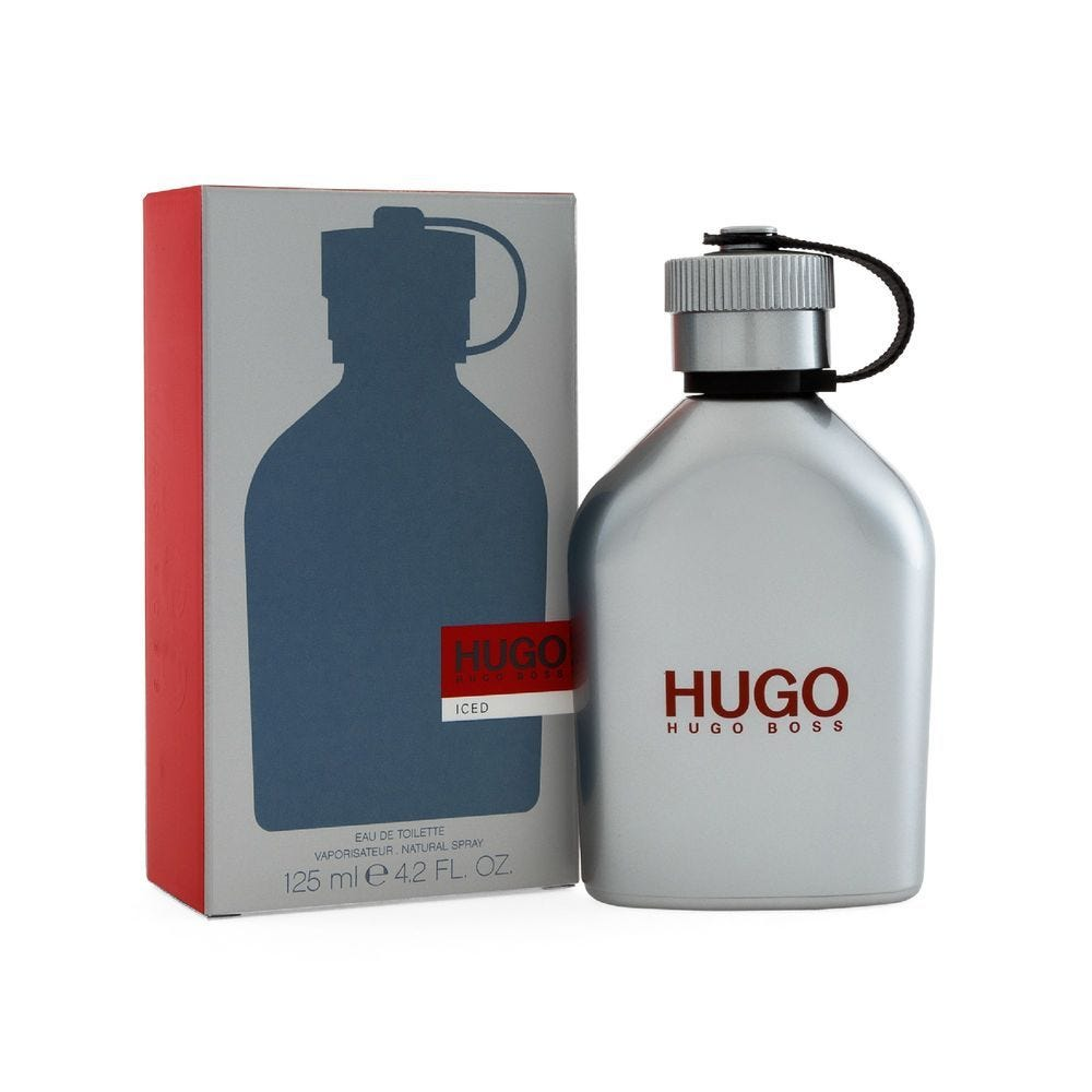 HUGO BOSS  -  HUGO ICED