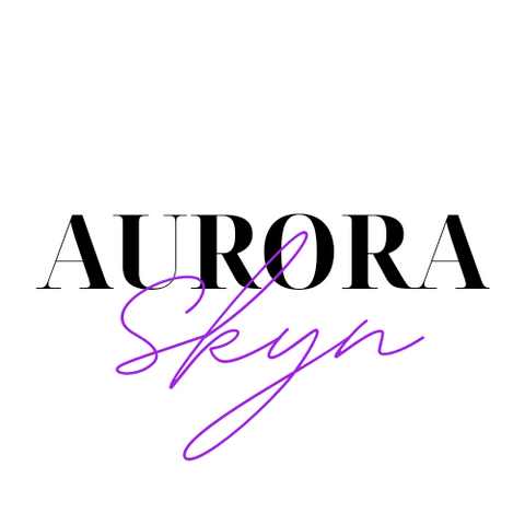 Aurora skyn natural skin care products