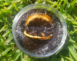 NEW! Sugared Honey, Orange & Lemon Coffee Scrub