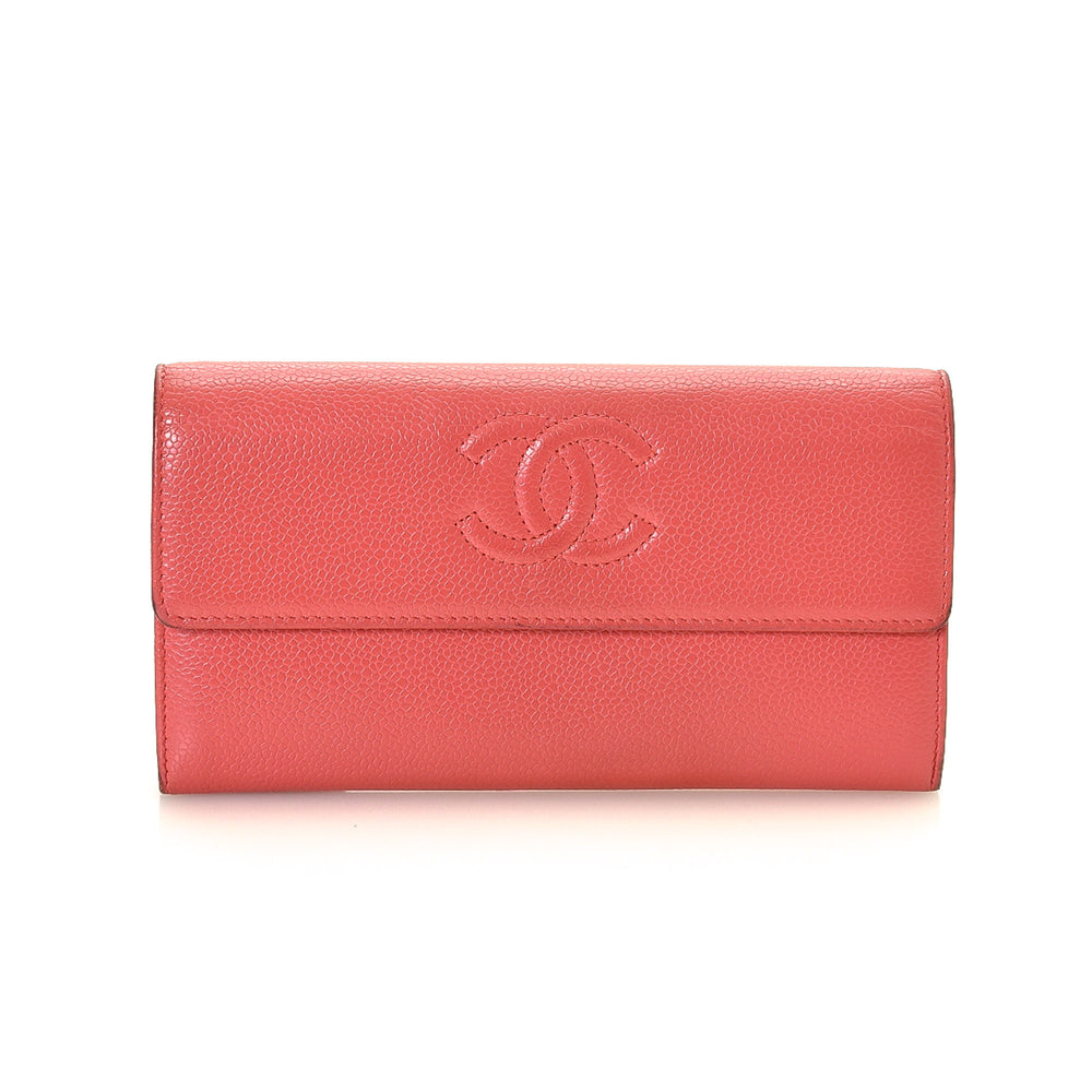 Chanel - CC Logo Continental Wallet - 15705338970194