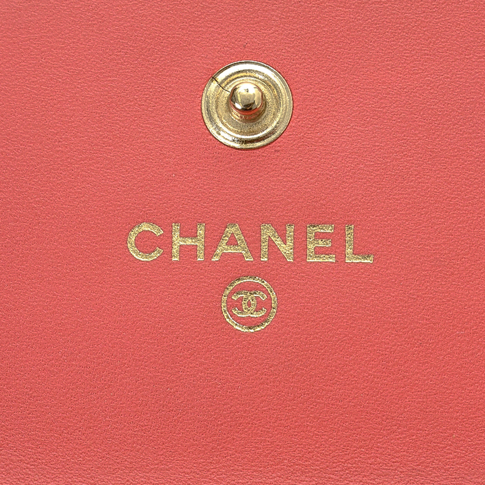 Chanel - CC Logo Continental Wallet - 15705339101266