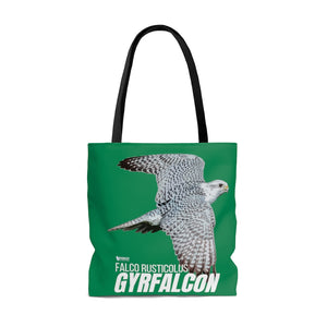 Tote Bag for Birdwatchers / GyrfalconTote Bag