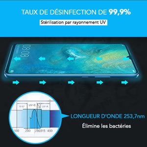 DR Box : Dispositif de désinfection UV - Désinfection Rapide