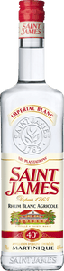 SAINT JAMES RHUM AGRICOLE IMPERIALE BLANC 70CL