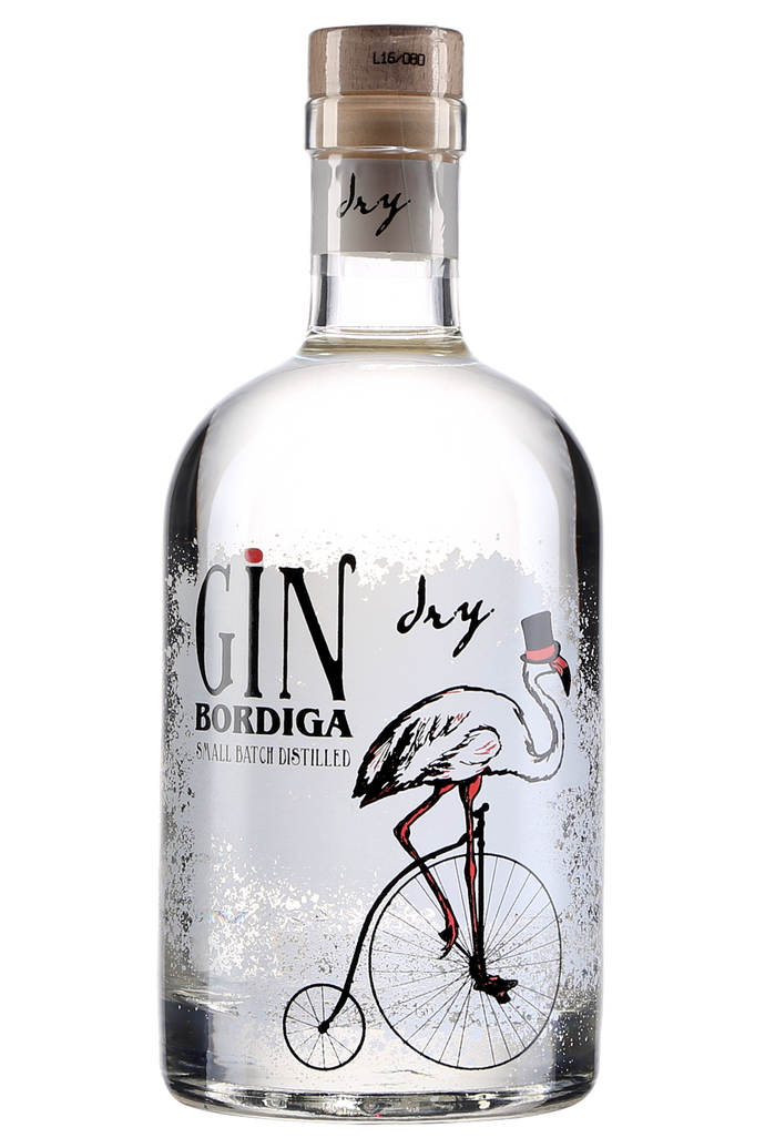 BORDIGA DRY GIN 70CL