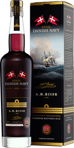 A.H. RIISE ROYAL DANISH NAVY STRENGTH 70CL