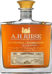 A.H. RIISE RUM CENTENNIAL CELEBRATION 70CL