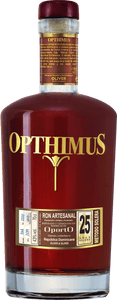 OPTHIMUS RUM 25Y A.S. PORT FINISH 70CL